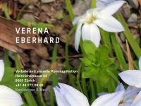 verena-eberhard.com Webseite Vorschau