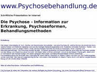 psychosebehandlung.de