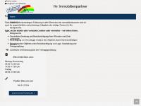 rehm-immobilien.de Webseite Vorschau