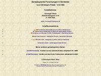Fitzek-genealogie.info