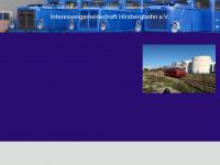 Hirzbergbahn.info