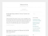 Meistermochi.de