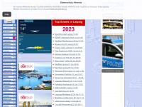 leipzig-sachsen.de Webseite Vorschau