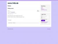 fntb.de Webseite Vorschau