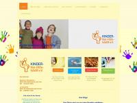 kindernothilfe-saar.de Webseite Vorschau