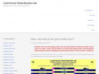 lastminute-datenbanken.de