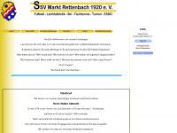 ssv-marktrettenbach.de