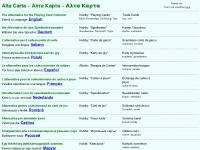 altacarta.com