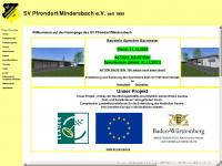 Foerderverein-sv-fasnet.de