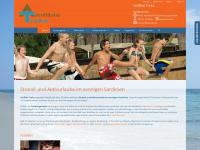 amfibietreks.de Webseite Vorschau