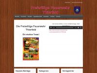 Feuerwehr-thierfeld.de