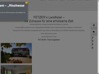 landhotel-fetzer.de