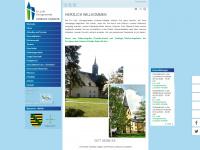 kirche-limbach-kaendler.de Webseite Vorschau