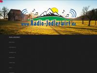 radio-jodlerwirt.de Webseite Vorschau