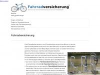 fahrradversicherung.org
