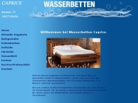 wacore wasserbetten aquatherm wasserbetten. Black Bedroom Furniture Sets. Home Design Ideas