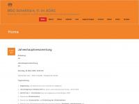 msc-schesslitz.de Webseite Vorschau