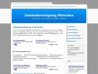 Gebaeudereinigung-muenchen.de