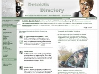 Detektiv-directory.de