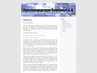 forschungsgruppe-gegenwart.de