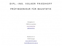 friedhoff.biz
