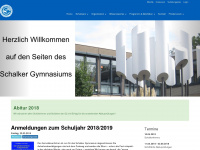 schalker-gymnasium.de