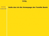 Familie-beetz.de