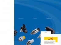 i2s-sensors.de Webseite Vorschau