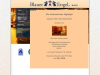 hotel-blauerengel.de Webseite Vorschau