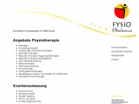 fysiobalance.de Thumbnail