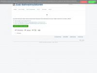 zusi.de Webseite Vorschau