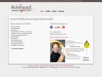 kiesel-elektro.de Webseite Vorschau