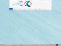 kiwa-sh.de Webseite Vorschau