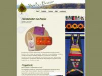bodhi-basar.com Webseite Vorschau