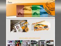 amea-werbedesign.de Webseite Vorschau