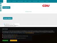 cdu-muenster.de Webseite Vorschau
