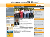 cdu-waldsee.de