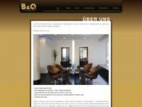 bq-hairdesign.de Webseite Vorschau