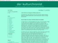 kulturchronist.twoday.net