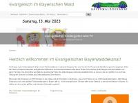 bayerischer-wald-evangelisch.de