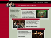 Good-vibrations-theater.de