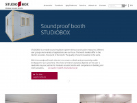 acousticbooth-studiobox.com