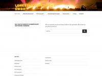 lonestar-fireworks.de Webseite Vorschau