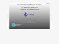 phaselab-media.de Webseite Vorschau