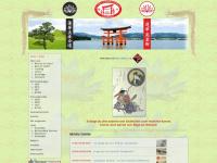 lotos-jiu-jitsu.de Webseite Vorschau