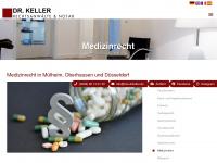 medizinrecht-muelheim.de