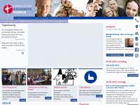 kirchenkreis-schwelm.de Webseite Vorschau