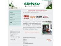 graeser-gartentechnik.com