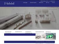 zuth.de Webseite Vorschau