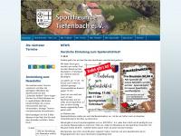 sportfreunde-tiefenbach.de